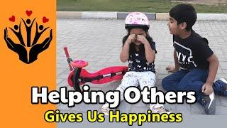 Helping Others Video for Kids | Good Manners | Educational Video for Children | Kids Explorer