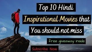 Top 10 Hindi Movies || Bollywood Movies that will change your life