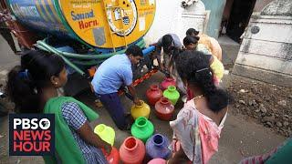 Water-stressed cities in India turn to innovation for a safe, stable supply