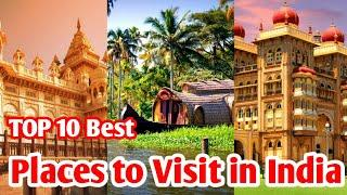Top 10 Best Places to Visit in India | Tourist place in India | #Travel#touristplacesinindia#top10