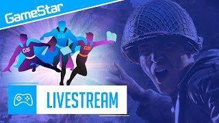 Call of Duty 2 - Livestream a pajtásokkal  | Vedd kezedbe a GameStart #2