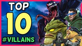 Top 10 Best #Villain Champions in Game   Community Created List   Marvel Contest of Champions