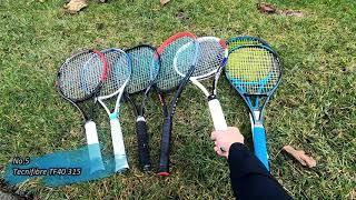 [Tennis Family] 2019 Top 10 Tennis Racquets! Our Picks!