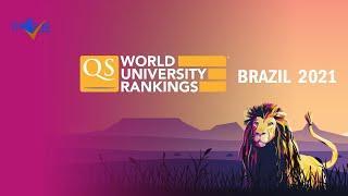 Top 10 Universities in Brazil | QS WORLD UNIVERSITY RANKING 2021 #QSWUR #BRAZIL