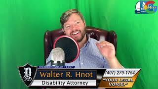 #4 of the top 10 most bizarre reasons you won't be approved for social security disability benefits.