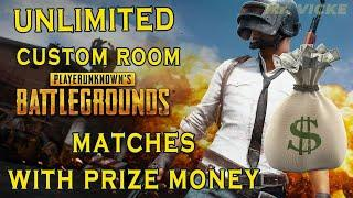Unlimited Custom room live UC Giveaway - PUBG Mobile LIVE with Mr. Vicke | Tamil/English