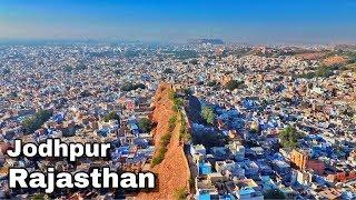 Jodhpur Rajasthan | Blue City | Road Trip | Roof Top Food Cafe | Travel Guide | Information