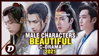10 BEAUTIFUL MALE CHARACTERS IN CHINESE COSTUME DRAMA