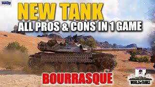 Bat.-Châtillon Bourrasque, new tank game example, best World of Tanks games