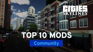 Top 10 Mods and Assets June 2020 with Biffa | Mods of the Month | Cities: Skylines