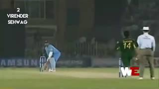 Shoaib Akhtar world 10 most Wickets World Record.top bowlers