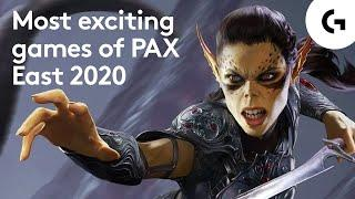 10 most exciting games at PAX East 2020