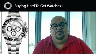 Best First Rolex ? Buying Waitlist Watches ? Q and A