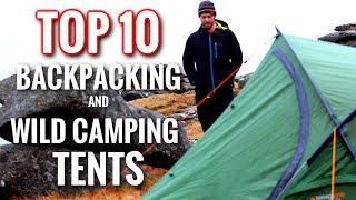 Top 10 Best Backpacking & Wild Camping Tents 2020 (Chosen by YOU!!!)