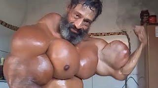 World's Weirdest Fake Bodybuilders Ever