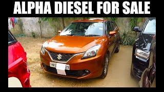 MARUTI BALENO TOP MODEL CAR FOR SALE, 2ND HAND CARS FOR SALE IN DELHI, DIESEL BALENO ALPHA SALE,