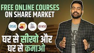 Free Online Share Market Courses Online | Praveen Dilliwala | Work from Home Jobs