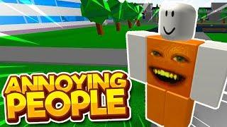 10 Most Annoying People on Roblox