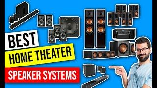 Best Home Theater Speaker System Review in 2020