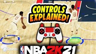 NBA 2K21 PRO STICK EXPLAINED: JUMPSHOT SYSTEM AND DRIBBLING TUTORIAL 2K21