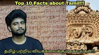 Top 10 Facts about Tamil   Barath Rocky
