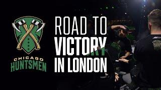 Chicago Huntsmen's Road to Victory in London