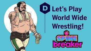 World Wide Wrestling tabletop RPG actual play - Introducing SPINEBREAKER PRO WRESTLING
