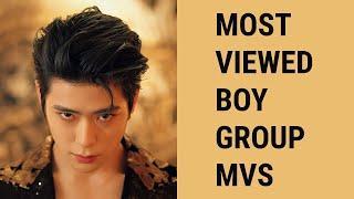 [TOP 100] MOST VIEWED KPOP BOY GROUP MUSIC VIDEOS (October 2020)