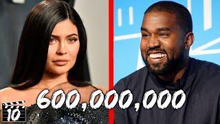 Top 10 Richest Celebrities Of 2020