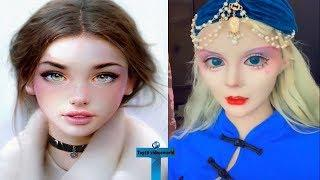 Top 10 Unusual People With Unique And Rare Features  Beautiful People