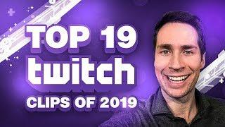 TOP 19 of 2019 PokerFlowShow Twitch STREAM MOMENTS!