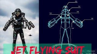 Iron Man Jet suit : Top 10 Facts about Gravity Jet suit : Flying suit