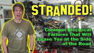 The Two Most Common Electrical Problems in Goldwings - Don't Get Stranded!