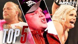 Top 5 Must-See Moments from IMPACT Wrestling for Dec 3, 2019   IMPACT! Highlights Dec 3, 2019