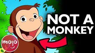 Top 10 Facts About Kids' Shows That Will Ruin Your Childhood