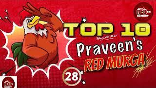 Red Murga Rj Praveen Top 10 - Rj Praveen Red FM Murga - Latest 2020 Part 28