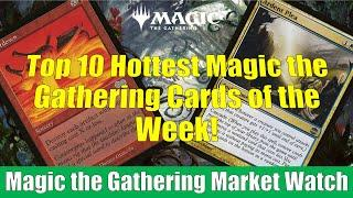 MTG Market Watch Top 10 Hottest Cards of the Week: Blooming Marsh and More