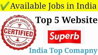 Top 5 Jobs Website | work from home | partime - fulltime jobs | Data Entry | #Onlinetips #Varun