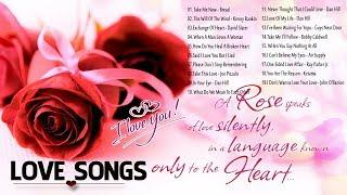 Most Beautiful Love Songs Of All Time / Top Greatest Romantic Love Songs Collection 2020