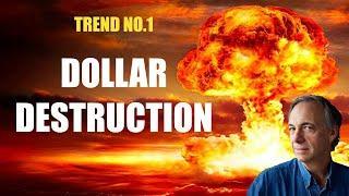 Ray Dalio's Dollar Crash: Top 10 Trends 2021 - No.1