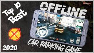 Top 10 Best offline car parking games 2020 । high graphics android games
