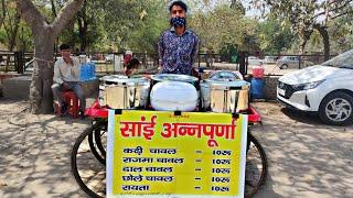 Only 10/- Rs Food   Faridabad   Inspirational Story   Street food india