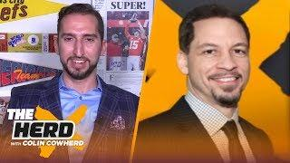 Luka Doncic is #1 player under 25, talks Rushmore excluding MJ — Chris Broussard | NBA | THE HERD
