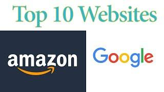 Top 10 Dot com | Biggest Websites | Valuable companies | Richest Company in the World | #Ottakarandi