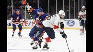 Reviewing Panthers vs Islanders Game One