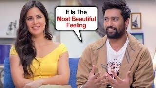 Vicky Kaushal REACTS To His Relationship With Katrina Kaif