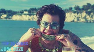 Top 20 Songs: June 2020 (06/20/2020) I Best Billboard Music Chart Hits