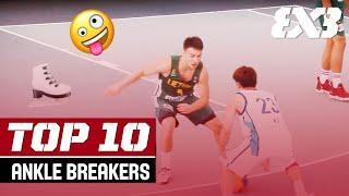 Top 10 Ankle Breakers - 2019! | FIBA 3x3