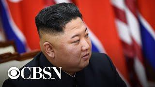 Questions raised about Kim Jong Un's health