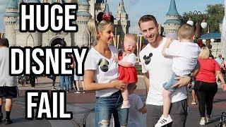 PARENTS FAIL AT DISNEY // DISNEY WORLD NOT DISNEY LAND// BEASTON FAMILY VIBES
